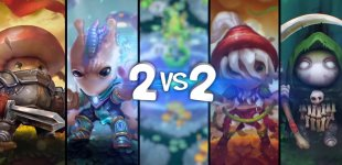 Mushroom Wars 2. Официальный релизный трейлер