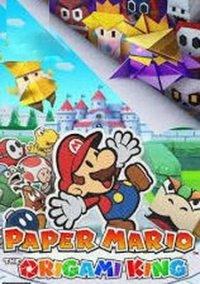 Paper Mario: The Origami King  – фото обложки игры
