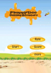 Flappy Bee Buzzing Adventure Paid – фото обложки игры