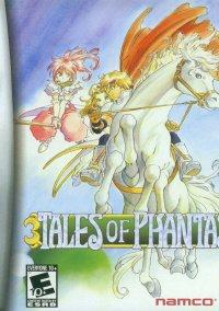 Tales of Phantasia – фото обложки игры