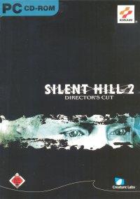 Silent Hill 2 - Director´s Cut – фото обложки игры