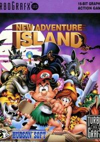 New Adventure Island – фото обложки игры