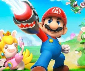 Mario+Rabbids: Kingdom Battle на E3 2017. Что ожидать от игры?