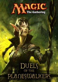 Magic: The Gathering - Duels of the Planeswalkers – фото обложки игры