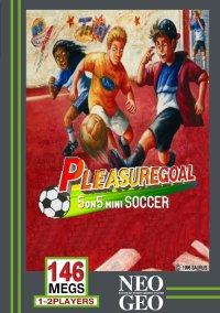 Pleasure Goal: 5 on 5 Mini Soccer – фото обложки игры