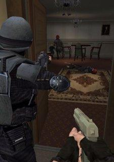 SAS Anti-Terror Force