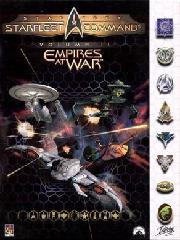 Star Trek: Starfleet Command 2: Empires at War – фото обложки игры