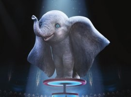 «Дамбо»— совсем другая история олетающем слоненке отТима Бертона