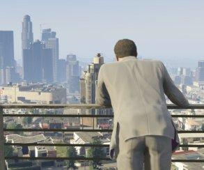 Гифка дня: главное— нетерять самообладание вGrand Theft Auto5