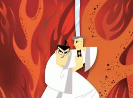 Всети появился первый трейлер игры помотивам «Самурая Джека»