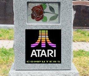 Atari мертва и тянет в могилу остальных