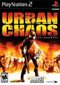 Urban Chaos: Riot Response – фото обложки игры