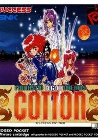 Fantastic Night Dreams Cotton – фото обложки игры