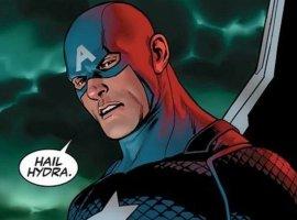 Шутки про предательство Капитана Америки не утихают