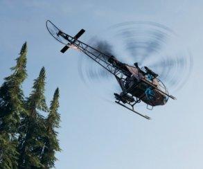 Гифка дня: нож против вертолета вFar Cry5