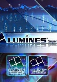 Lumines Supernova – фото обложки игры