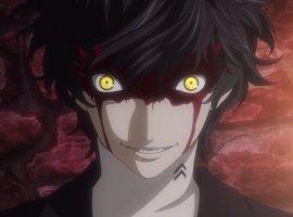 Вновый трейлер Persona 5 вошли стильные заставки изигры
