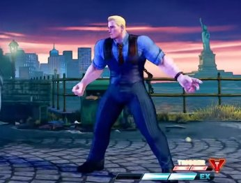 Street Fighter V. Представление персонажа Cody