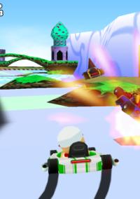 Krazy Kart Racing – фото обложки игры
