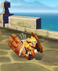 Chocobo Racing 3D