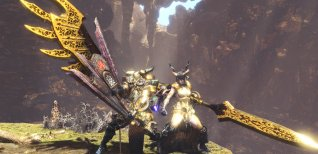 Monster Hunter: World. Трейлер DLC Kulve Taroth