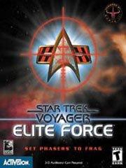 Star Trek: Voyager - Elite Force – фото обложки игры