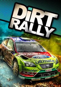 DiRT Rally – фото обложки игры