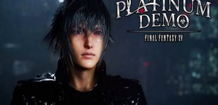 Final Fantasy XV. Platinum Demo: Final Fantasy XV