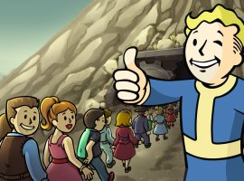 Как винтернете отреагировали насериал вовселенной Fallout