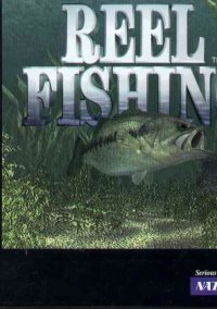 Reel Fishing – фото обложки игры