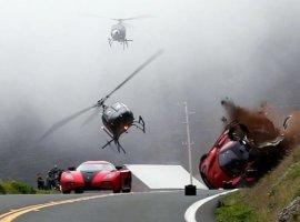 В трейлере фильма Need for Speed герой мстит баранкой под песню Muse