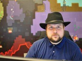 Автор Minecraft выпустил игру про потолок своей квартиры