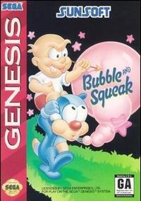 Bubble and Squeak – фото обложки игры