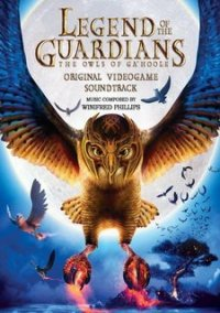 Legend of the Guardians: The Owls of Ga'Hoole The Videogame – фото обложки игры