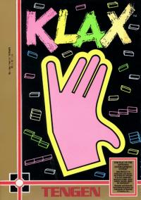 Klax – фото обложки игры