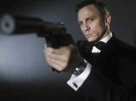 Напостерах нового «Джеймса Бонда» можно увидеть женщину-агента 007