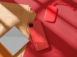 Смартфон Realme C12 сбатареей на6000 мАч стоит 9000 рублей