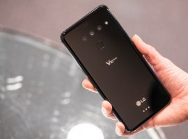MWC 2019: состоялся анонс 5G-смартфона LGV50 ThinQ
