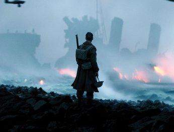Видеообзор фильма «Дюнкерк»