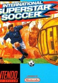 International Superstar Soccer Deluxe – фото обложки игры