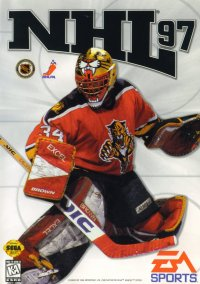 NHL '97 – фото обложки игры