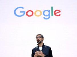 Семейная пара назвала сына вчесть Google. Компания заэто выслала ему подарки