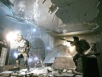 EA Showcase: впечатления от Battlefield 3: Close Quarters