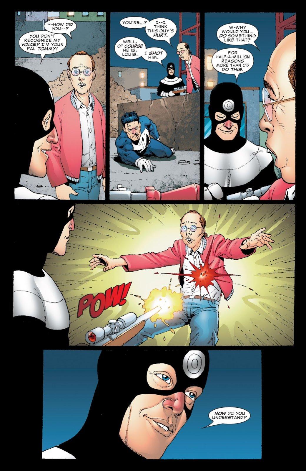 10 жестоких комиксов про Карателя. - Изображение 7