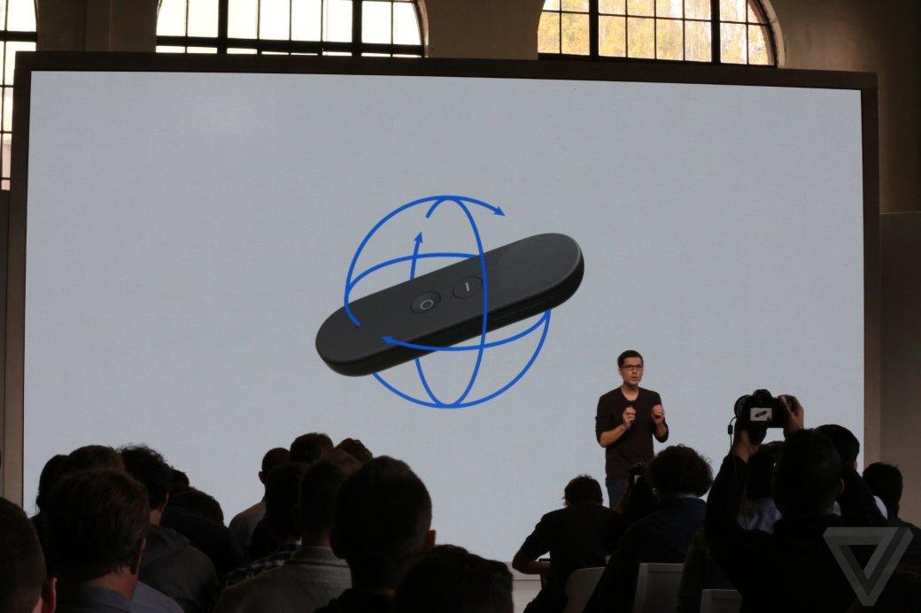 Google показала «реально синие» смартфоны Pixel иVR-шлем Daydream | Канобу - Изображение 11097