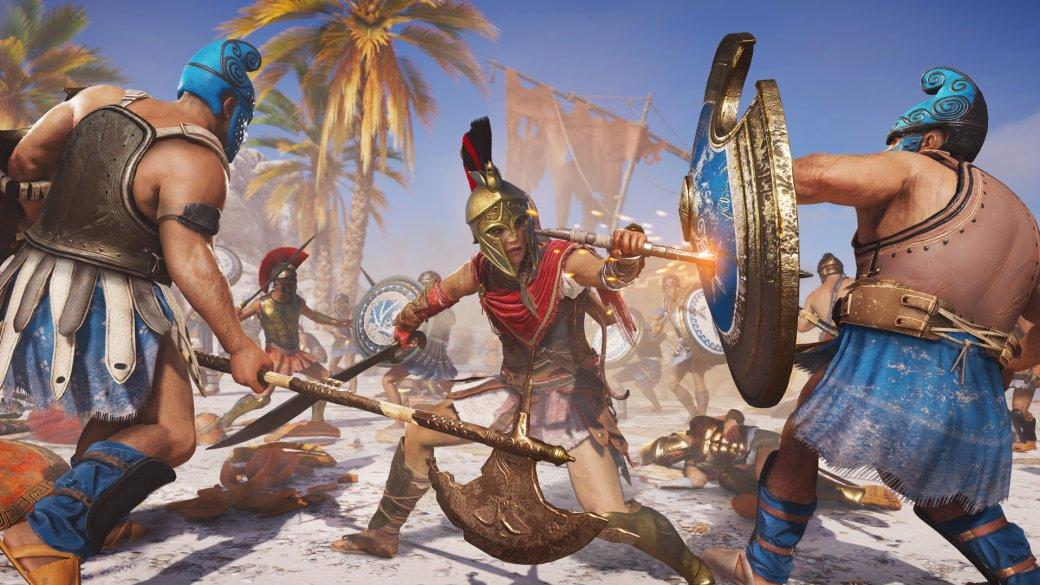 Гайд по Assassin's Creed: Odyssey. Где найти лучшее оружие? | Канобу - Изображение 2