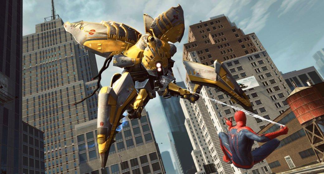 Рецензия на The Amazing Spider-Man (2012)   Канобу - Изображение 3