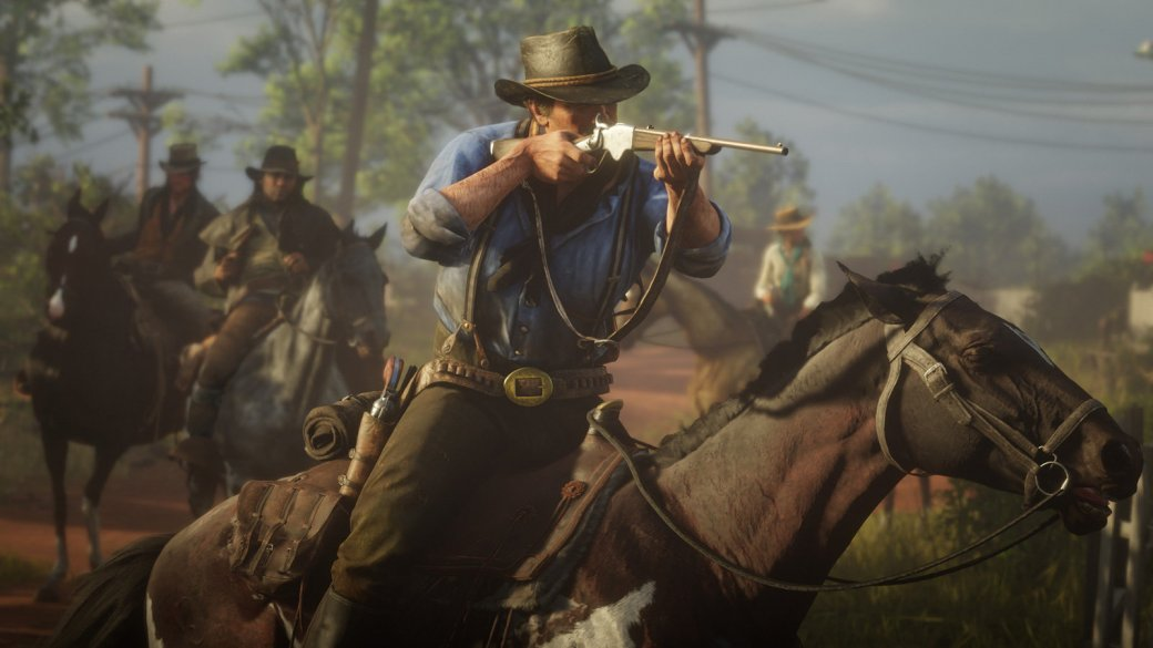 Хидэтака Миядзаки хотел бы сделать сюжетную игру в духе Red Dead Redemption 2   Канобу - Изображение 0