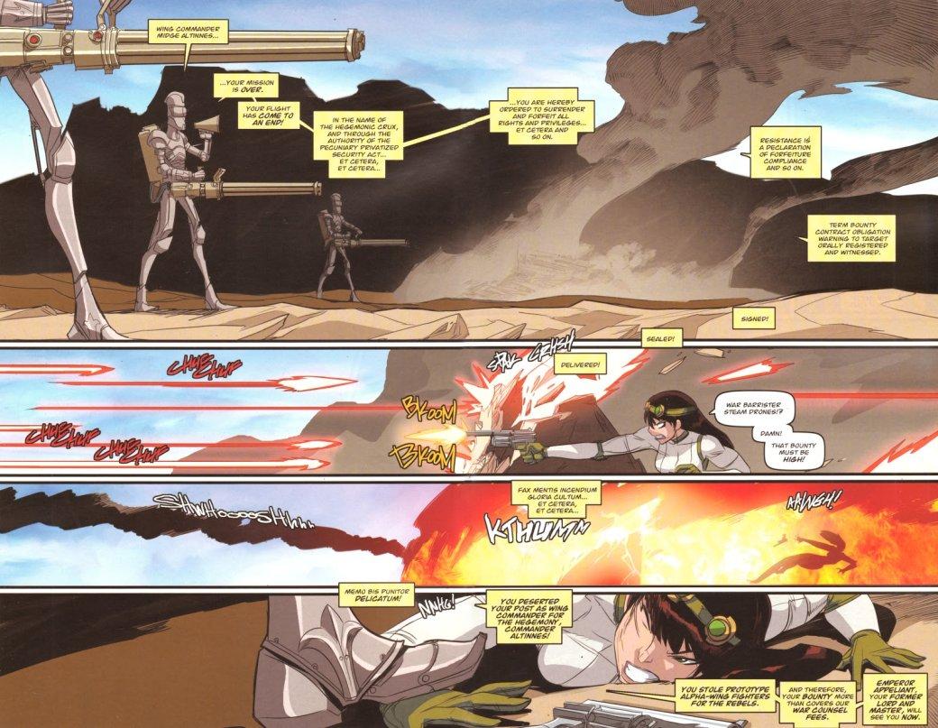 Лучшие комиксы про Звездные войны - список самых интересных комиксов по вселенной Star Wars | Канобу - Изображение 72