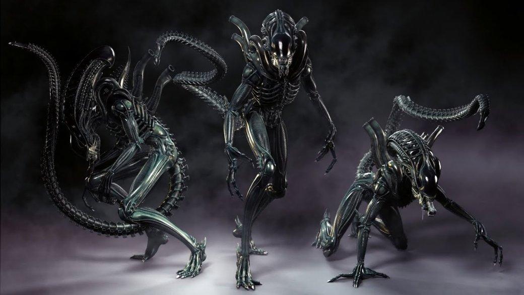 Какой могла быть Aliens: Crucible— «страшная Mass Effect» отObsidian